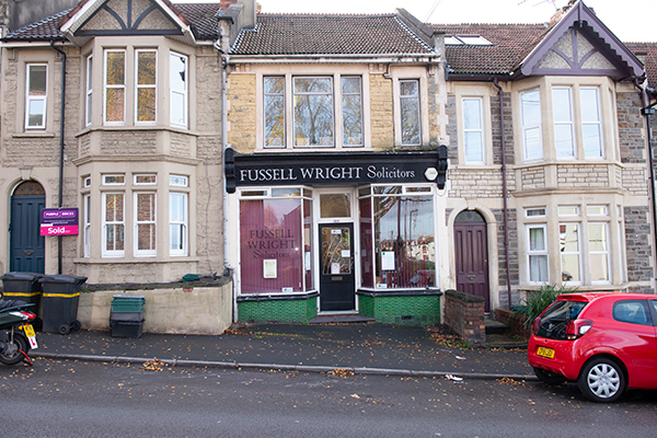 Brislington Office - Fussell Wright